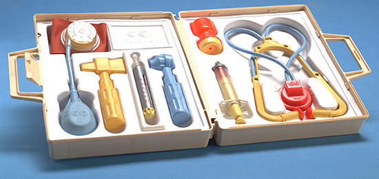 malette de docteur